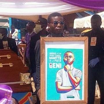 Beni : La Lucha exige une justice indépendante en hommage au militant Freddy Marcus