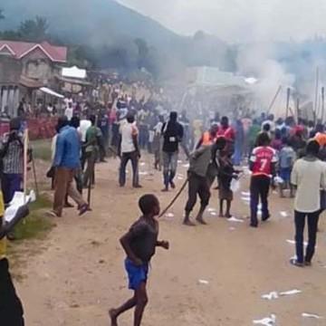 Nord-Kivu: Vive tension à Oicha, après le meurtre d'un jeune garçon