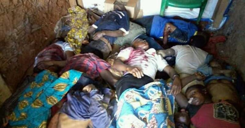Ituri: 54 personnes exécutées par les Adf à Irumu en deux jours