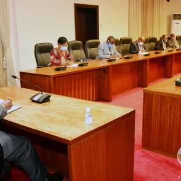 Ilunkamba informé de la situation sécuritaire au Haut-Katanga