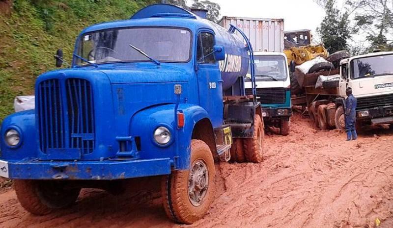 Le chef de secteur de Bapere salue les travaux de réhabilitation de la route Butembo-Magurejipa (Nord-Kivu)
