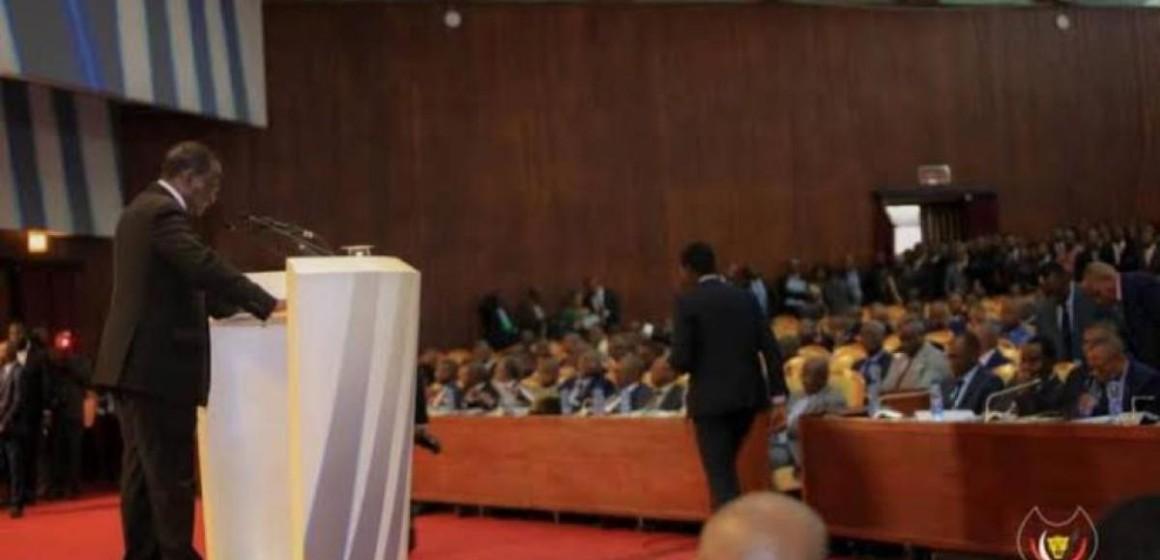 Gilbert Kankonde et Baudouin Mayo interpellés à l'Assemblée nationale