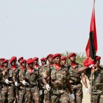Les troupes angolaises sont présentes en Rdc