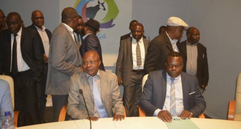Assemblée nationale : Examen des lois Minaku – Sakata, l'UDPS sèche la Commission PAJ