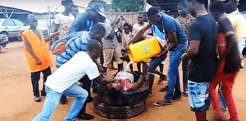 Nord-Kivu : 6 kidnappeurs lynchés et brûlés vif à Kitchanga