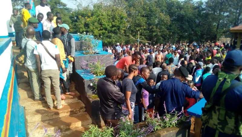 Vive tension à la mairie de Beni, après l'assassinat d'un jeune à Butsili
