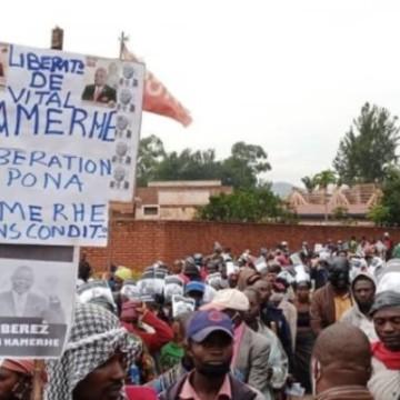 Procès 100 jours: l'UNC perd deux partisans à Bukavu et Walungu aussitôt rendu le verdict
