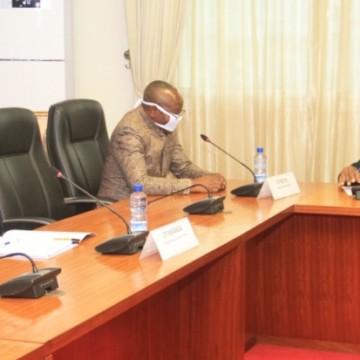 Ilunkamba instruit le Vice-premier ministre en Charge de l'Intérieur et Sécurité de veiller à l'inviolabilité du Palais du peuple