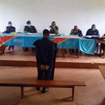 Beni : Ouverture du procès du présumé meurtrier du militant de la LUCHA, le prévenu clame son innocence