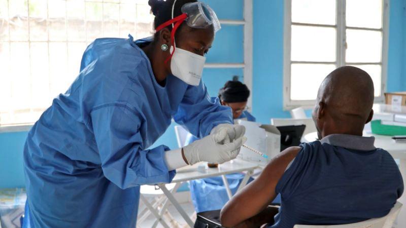 RDC: début de la vaccination contre Ebola au Nord-Kivu