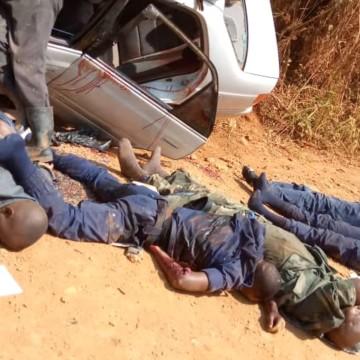 Ituri-sécurité : 5 morts dans une nouvelle embuscade ADF au village Ofaye