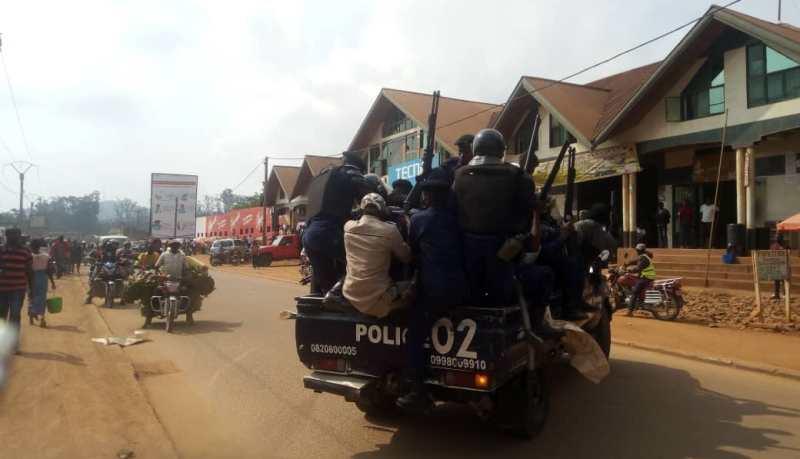 Beni : une dizaine d'étudiants de l'UOS interpelés par la police dans une manifestation