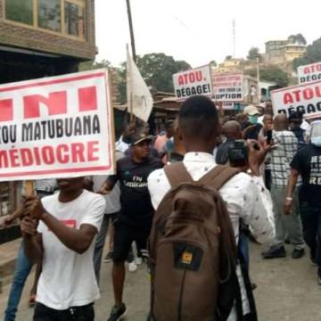 Kongo central: la marche des députés pour exiger le départ du gouverneur étouffée par la Police