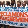 Kisangani: Les médecins non mécanisés manifestent pour l'amélioration de leurs conditions de vie