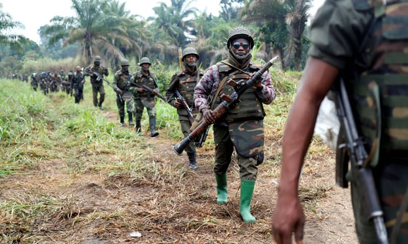 Ituri: 11 miliciens Codeco neutralisés après de violents affrontements
