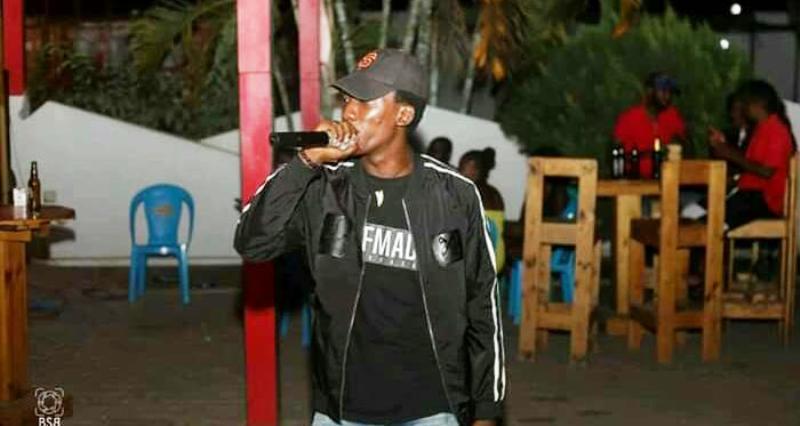 RH Soppo une étoile montante du rap congolais