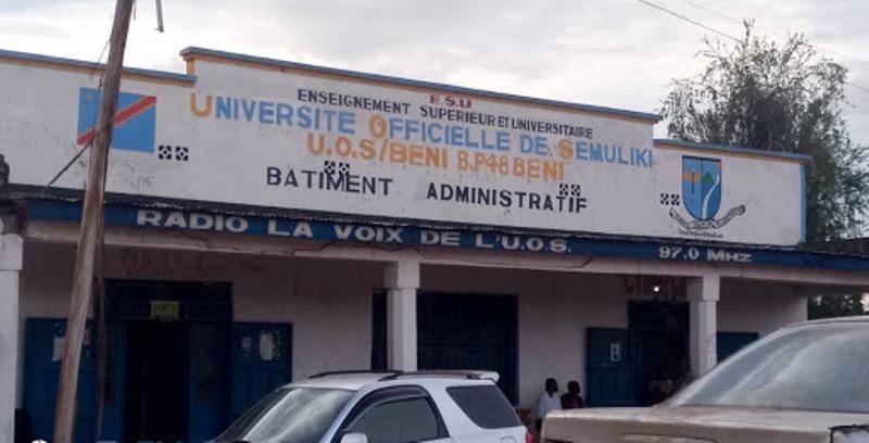 Beni : les étudiants de l'UOS dans la rue pour exiger la reprise des cours