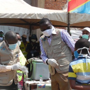 le choléra a fait 11 morts à Kambove, dans le Haut-Katanga