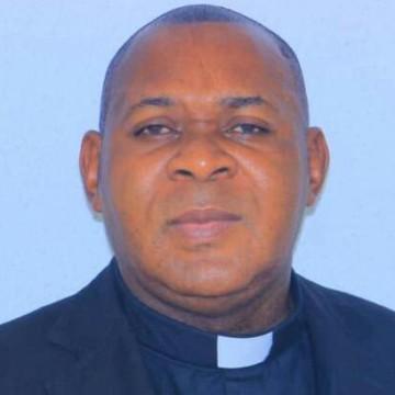 L'abbé Bienvenu Ndombe fête son jubilé d'argent