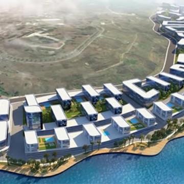 Félix Tshisekedi approuve le projet de construction de la cité Baie de Ngaliema