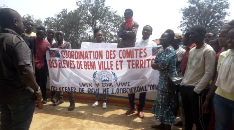 EPST: Les élèves de Béni  exigent la reprise des cours