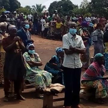 Nord-Kivu : 700 ménages de déplacés sans assistance à Mangina