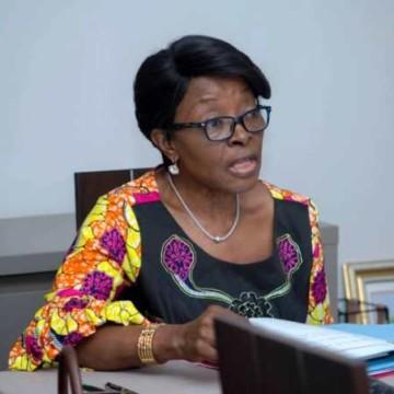 La Ministre d'Etat en charge des Affaires étrangères, Marie Tumba Nzeza évoque les moyens mis en place pour résoudre le conflit frontalier avec la Zambie