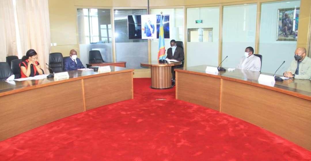 Mouvement de  grève des pétroliers : Ilunkamba s'implique
