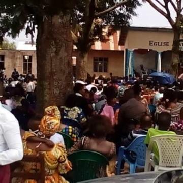 Reprise des cultes : Un dimanche sonore à Kinshasa, les paniers ont circulé 3 fois