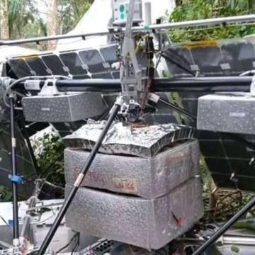 Haut-Uélé :Un appareil semblable à un aérostat découvert dans une ferme à Gombari