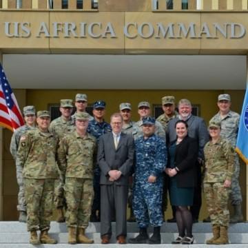 Us Africa Command signe la reprise de la coopération avec la Rdc