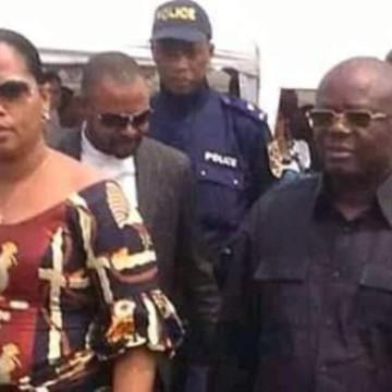 Yvette Kimbuta, la femme de l'ancien gouverneur de Kinshasa, placée sous mandat d'arrêt provisoire