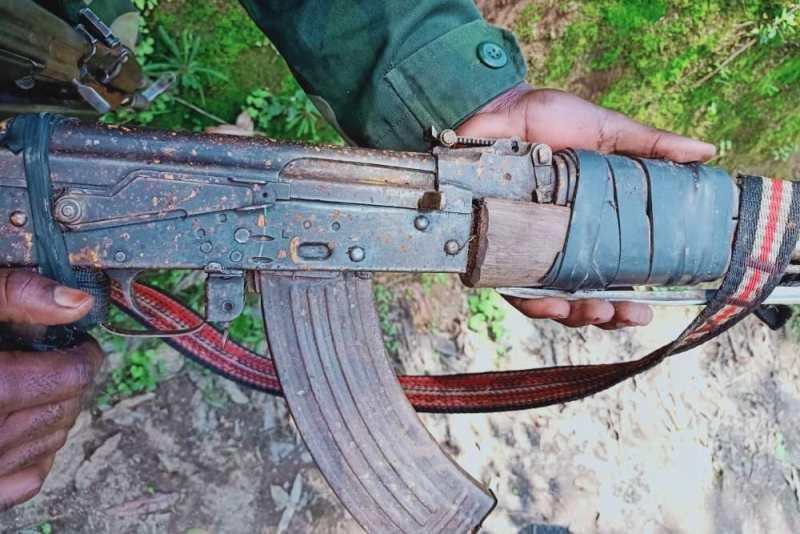 Beni : La CRDH alerte sur un mouvement des ADF à Maimoya