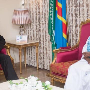 La Ministre d'Etat Marie Tumba Nzenza informée du déguerpissement des diplomates nigérians d'une de leurs résidences à Gombe