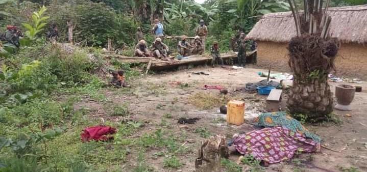 Ituri : 4 ADF neutralisés par les jeunes à Mambelenga, après l'assassinat de 10 civils