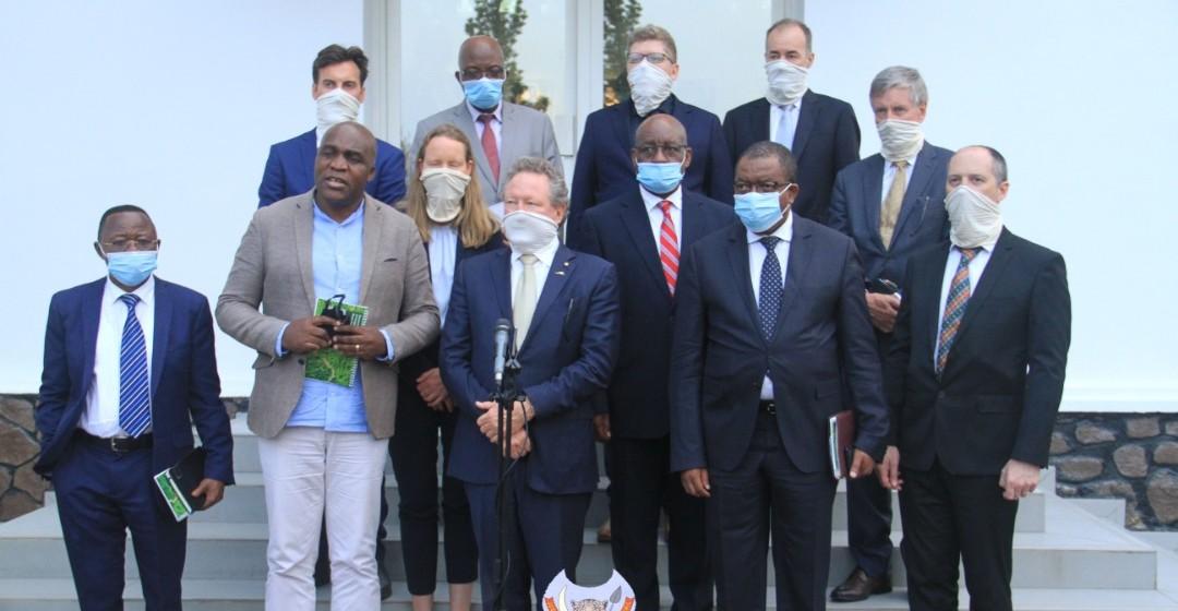 Le Premier ministre a reçu des australiens intéressés par l'industrie verte congolaise