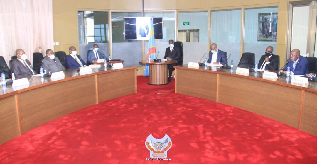 Le Premier ministre a rassuré les députés et sénateurs du Lomami