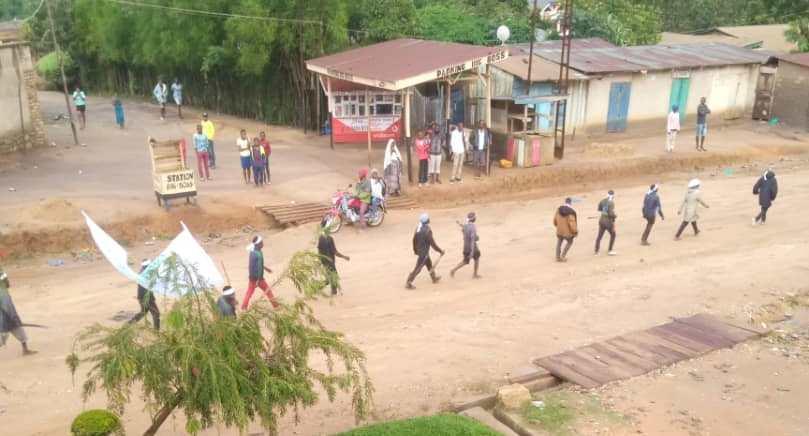 ITURI: Panique à Bunia, après l'entrée dans la ville d'hommes lourdement armés