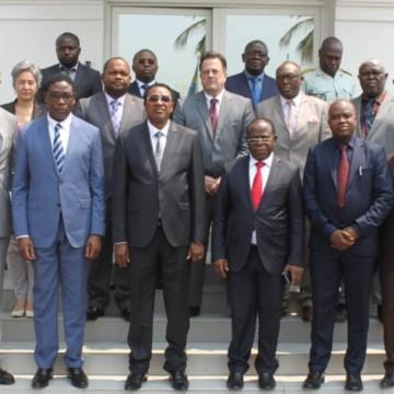 Ituri : une délégation gouvernement–assemblée nationale séjourne à Bunia