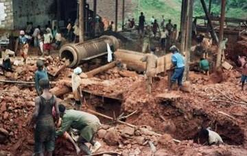 Ituri :Deux orpailleurs meurent dans un éboulement à Pkangba