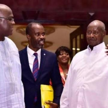 Le mini-sommet affiche des signes rassurants, l'équipe d'avance de Museveni déjà à Goma
