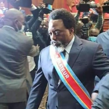 Joseph Kabila superstar à l'ouverture de la session parlementaire de septembre