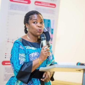 Le Dr Lys Lombeya déterminée à améliorer l'accès aux services de la planification familiale en RDC