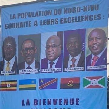Urgent : le Mini-Sommet de Goma reporté à une date ultérieure