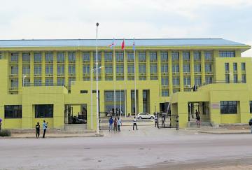 Mise en place provisoire à la territoriale : Mwenze (FCC) soulève la tête, Kazadi (CACH) l'assomme !
