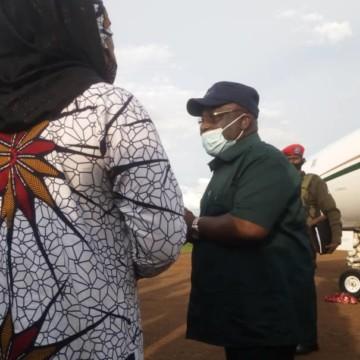 Beni : La route Mbau-Kamango remise officiellement aux civils par le ministre de la Défense