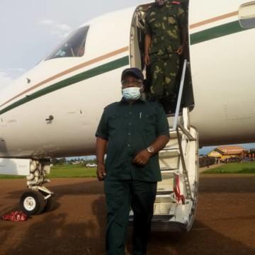Le ministre de la Défense à Beni pour lancer la dynamique « la paix de tous, par tous »