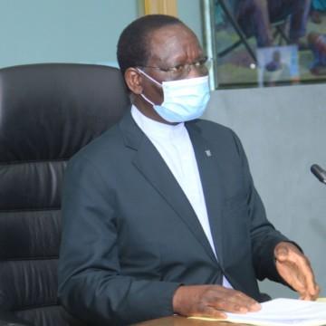 Agenda très chargé pour Sylvestre Ilunkamba, qui a enchainé les audiences ce mercredi 9 sepetmbre
