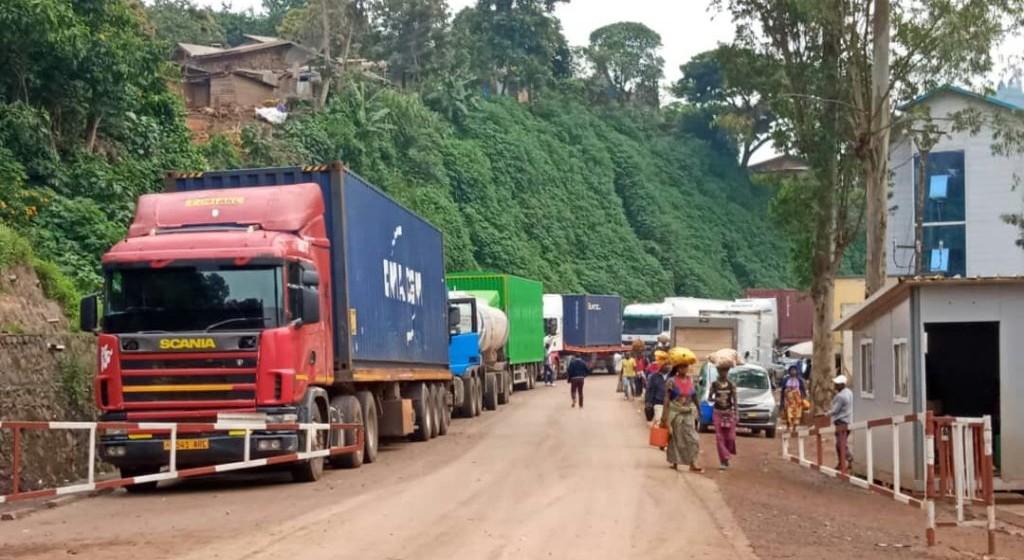 Au Sud-Kivu, le trafic a repris sur le tronçon Bukavu-Uvira