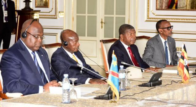 Mini-Sommet de Goma : Les chefs d'États ont condamné l'activisme des forces négatives